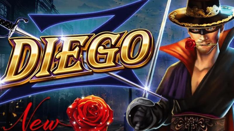 รีวิวเกมสล๊อตออนไลน์น่าเล่น Diego slotgame666 เรียกข้าว่ามหาโจร