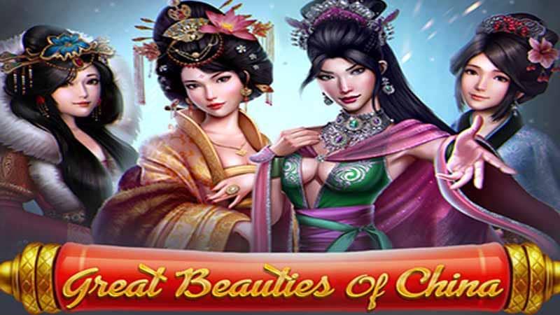 สล็อตอนไลน์หน้าแรก Great Beauties China
