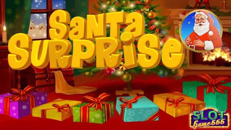 สล็อตออนไลน์ santa surprise