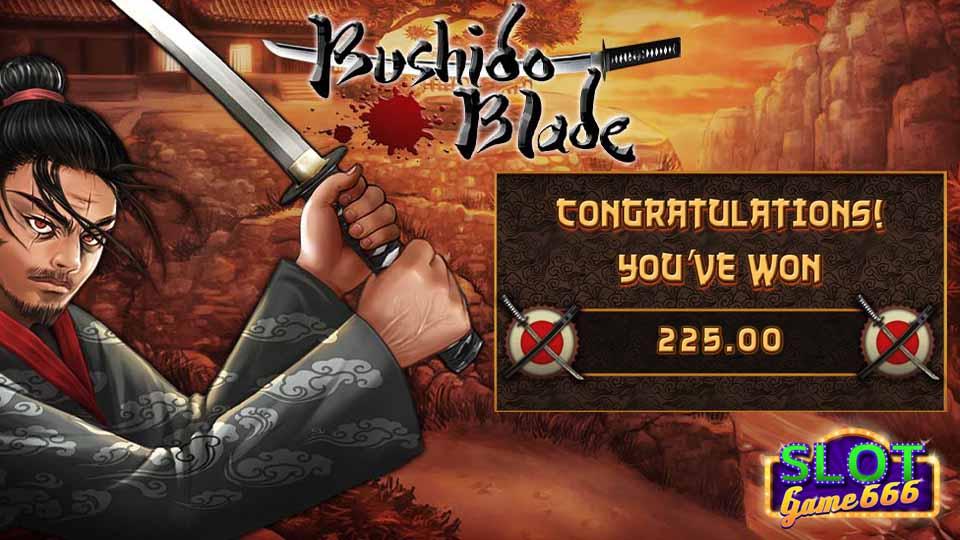 ปกหน้า สล็อต Bushido Blade