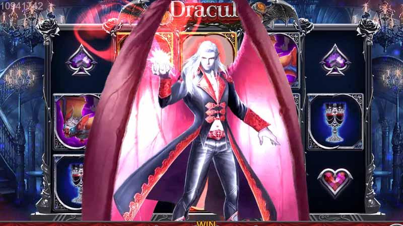 สล็อต Dracula slot แตกง่าย