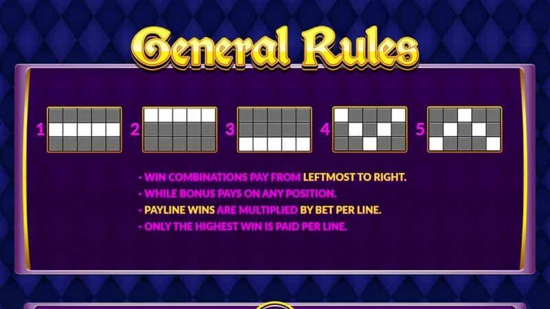 เพย์ไลน์ เกมสล็อต Joker Jewels slot