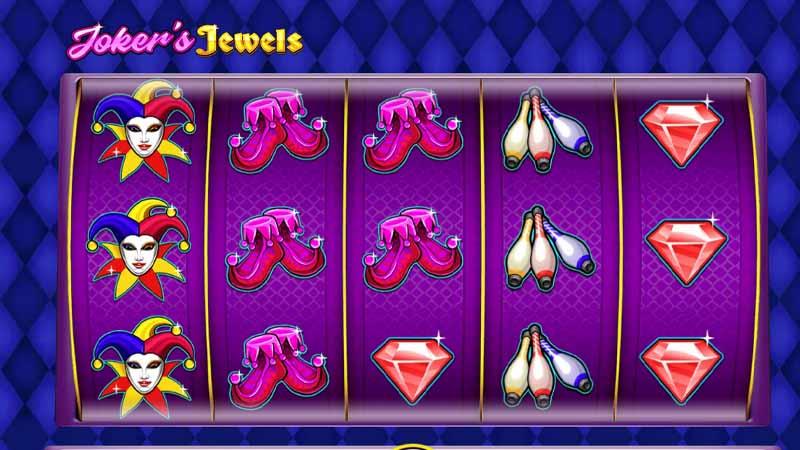 รีวิวสล็อต Joker Jewels slot