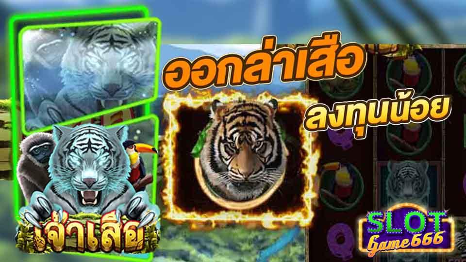 รีวิวเกม Tiger Lord
