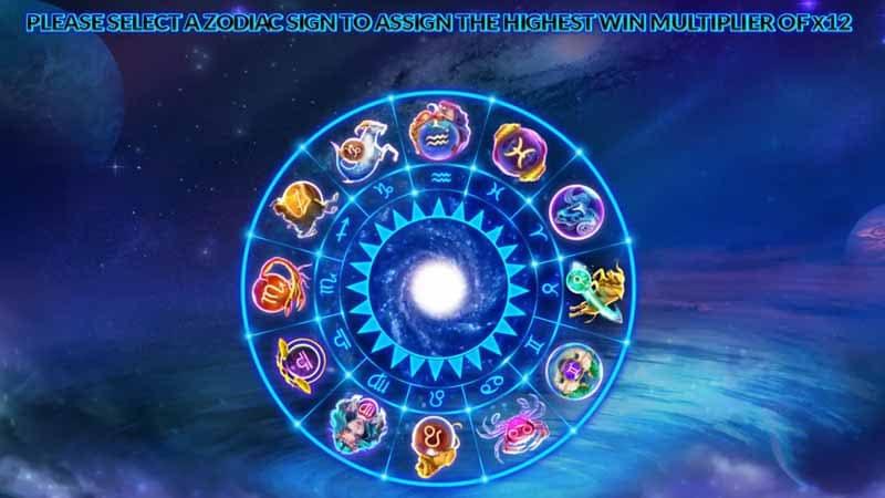 สล็อตแตกง่าย Zodiac
