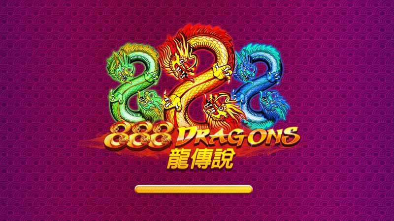รีวิวเกม 888 Dragons