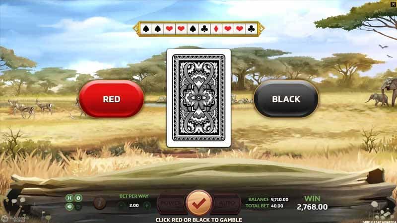 แนะนำเกม สล็อต Big Game Safari slot