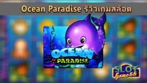 รีวิว แนะนำเกม Ocean Paradise slot